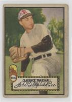 Clarence Marshall [Poor]