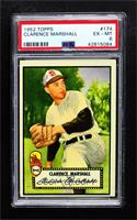 Clarence Marshall [PSA 6 EX‑MT]