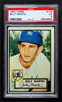 Billy Martin [PSA 5 EX]