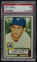 Billy Martin [PSA 7 NM]