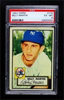 Billy Martin [PSA 6 EX‑MT]