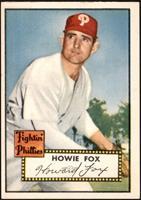 Howie Fox [EX]