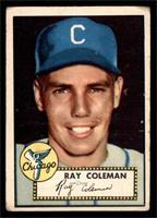 Ray Coleman [VG]