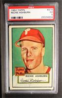 Richie Ashburn [PSA 5]