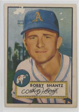 1952 Topps - [Base] #219 - Bobby Shantz [Poor]