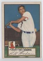 Billy Goodman (Red Back)
