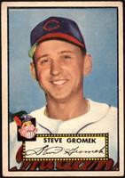 Semi-High # - Steve Gromek [VG+]