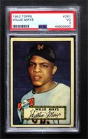 Semi-High # - Willie Mays [PSA 3 VG]