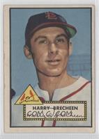 Semi-High # - Harry Brecheen