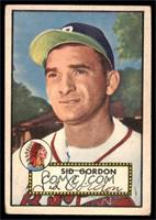 Sid Gordon [GOOD]