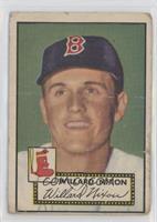 Semi-High # - Willard Nixon [Poor]