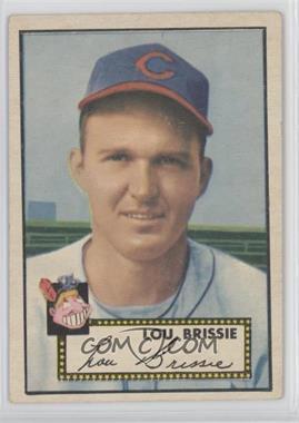 1952 Topps - [Base] #270 - Lou Brissie