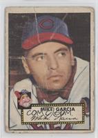 Semi-High # - Mike Garcia [Poor]