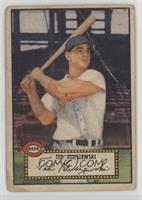 Ted Kluszewski (Red Back) [Poor]