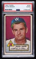 Floyd Baker [PSA 2 GOOD]