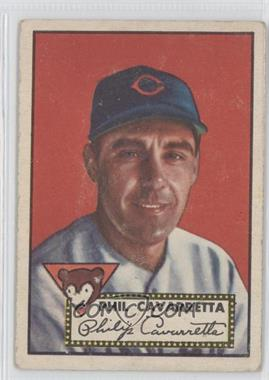 1952 Topps - [Base] #295 - Phil Cavarretta [Good to VG‑EX]