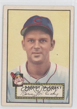 1952 Topps - [Base] #300 - Barney McCosky