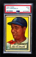 High # - Roy Campanella [PSA 3 VG]