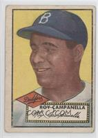High # - Roy Campanella [Poor to Fair]