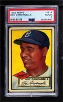 Roy Campanella [PSA 2 GOOD]