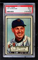 High # - Leo Durocher [PSA 5.5 EX+]