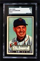High # - Leo Durocher [SGC 60 EX 5]