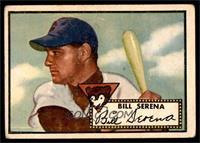 High # - Bill Serena [VG]
