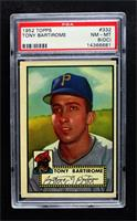High # - Tony Bartirome [PSA 6 EX‑MT]