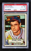 High # - Wilmer Mizell [PSA 6 EX‑MT]