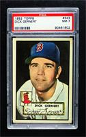 High # - Dick Gernert [PSA 7 NM]