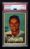 High # - Bob Kelly [PSA 6 EX‑MT]