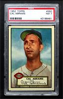 High # - Cal Abrams [PSA 7 NM]