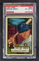 High # - Bob Del Greco [PSA 6 EX‑MT]