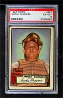 High # - Smoky Burgess [PSA 6 EX‑MT]