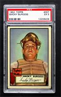 High # - Smoky Burgess [PSA 5 EX]