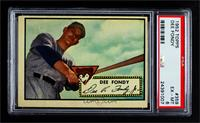 High # - Dee Fondy [PSA 6 EX‑MT]