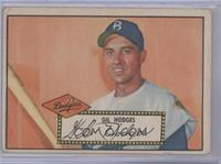 Gil Hodges (Red Back) [Good to VG‑EX]