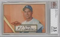 Gil Hodges (Red Back) [BVG 3.5 VERY GOOD+]