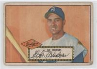 Gil Hodges (Red Back) [Poor to Fair]