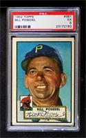 High # - Bill Posedel [PSA 5 EX]