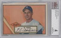 Gil Hodges (Black Back) [BVG 4 VG‑EX]