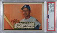 Gil Hodges (Black Back) [PSA 3 VG]