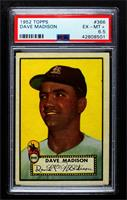 High # - Dave Madison [PSA 6.5 EX‑MT+]