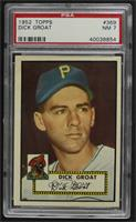 High # - Dick Groat [PSA 7 NM]
