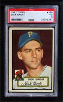 High # - Dick Groat [PSA 3 VG]