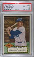 Duke Snider (Black Back) [PSA 4.5]
