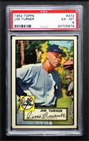 High # - Jim Turner [PSA 6 EX‑MT]