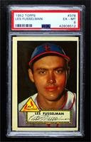 High # - Les Fusselman [PSA 6 EX‑MT]