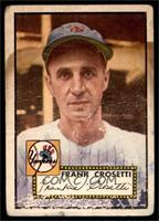 High # - Frank Crosetti [POOR]