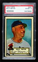 High # - Billy Meyer [PSA 6 EX‑MT]